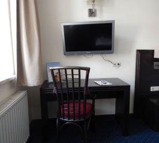 Drehbarer Fernseher Hotel Brauhaus zum Löwen