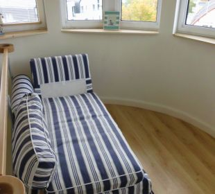 Obere Minietage mit 1 Bett, toller Rundblick Baltic Home Apartments