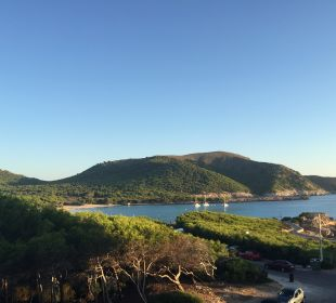 Aussicht vom Balkon Hotel & Spa S'Entrador Playa