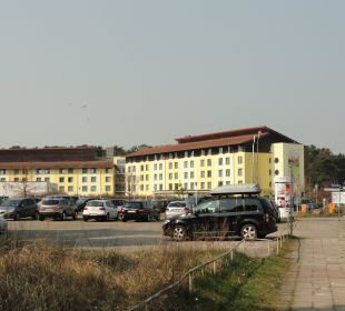 Parkplatz inclusive Casa Familia