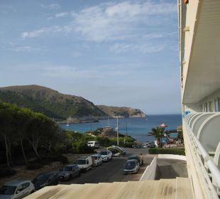 Zimmerausblick Hotel & Spa S'Entrador Playa