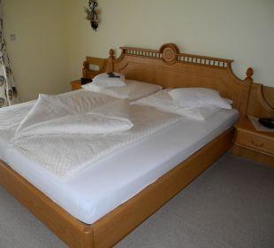 Schlafzimmer Suite Leopold Vital Hotel Zum Ritter