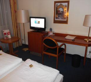 Schreibtisch Achat Premium Hotel Neustadt/Weinstraße