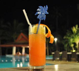 Leckerer Cocktail Henann Resort