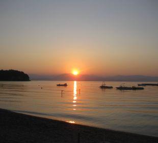 Aug 16 - Sonnenaufgang Hotel Elea Beach