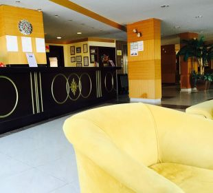 Холл Hotel Krizantem