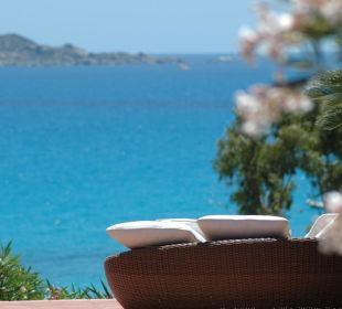 Vista dal solarium bordo piscina Hotel Residence Fenicia