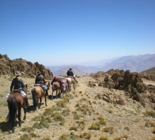 Condor Trail Hacienda Los Andes