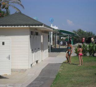 Strand Kabine Belek Beach Resort Hotel