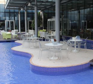 Außenbereich T Hotel