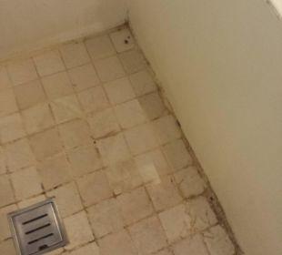 Der Boden der Dusche Hotel Mercure Koh Chang Hideaway