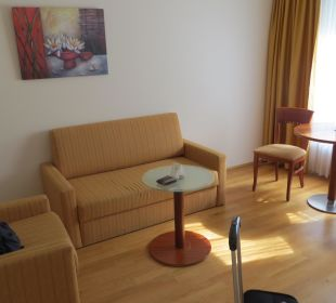 Wohnraum NewLivingHome Appartements Hamburg