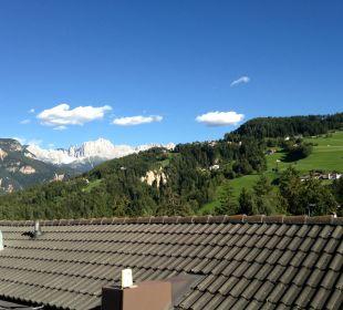 Vom Balkon aus Hotel Steineggerhof