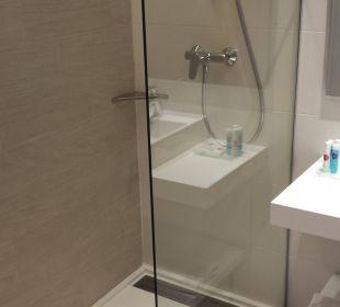 Große Dusche JS Hotel Sol de Alcudia