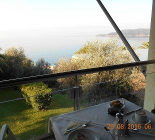 Ausblick Restaurant Hotel Queen of Montenegro