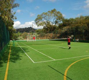 Campo da tennis Hotel Residence Fenicia