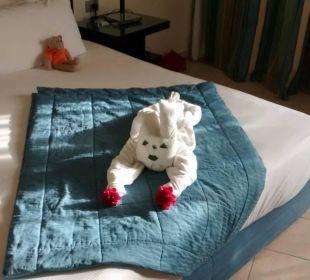 Bett Hotel Reef Oasis Blue Bay
