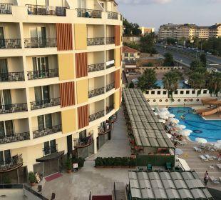 Außenansicht Hotel Arabella World