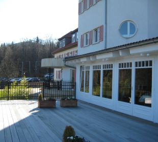 Alles sehr gepflegt Berghotel Ilsenburg