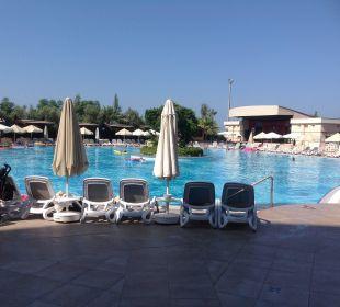 Wasser sehr warm Hotel Seamelia Beach Resort
