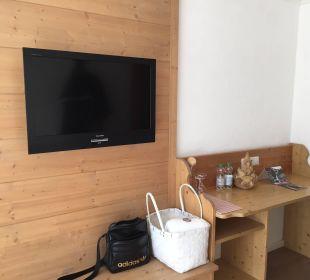 Fernseher Hubertus Alpin Lodge & Spa