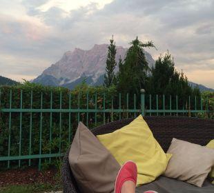 Relaxen während die Kinder spielen Leading Family Hotel & Resort Alpenrose