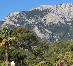 Berge zum Greifen nahe Kilikya Palace Göynük