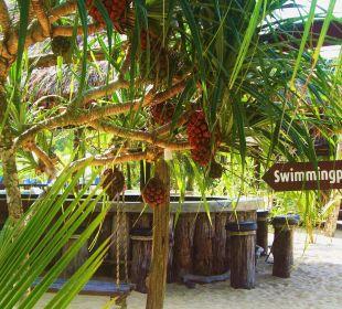 Bar direkt am Strand C&N Kho Khao Beach Resort