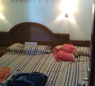 Schlafzimmer  Hotel Dorotea
