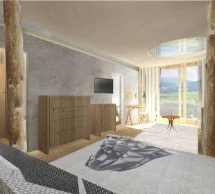 Panoramazimmer Belvedere Alpin Panorama Hotel Hubertus