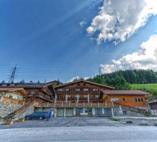 Hausansicht Alpengasthof Enzianhof