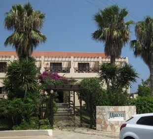 Schöne Architektur Hotel Mimosa Beach