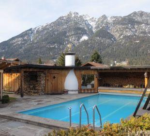 Pool und Panoramasauna Hotel Staudacherhof