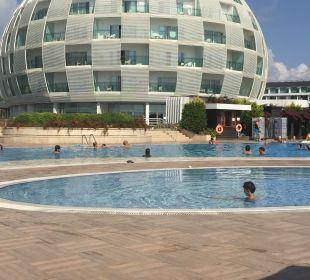 Pool SENTIDO Gold Island