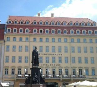 Дрезден Steigenberger Hotel de Saxe