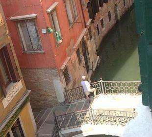Blick aus dem Zimmer Hotel Saturnia