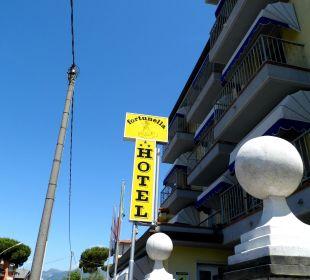 Unser Hotel 'Fortunella' Hotel Fortunella
