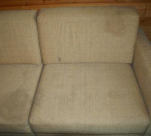 Verkeinte Couch Hotel Bon Alpina