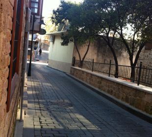 Aussicht Mediterra Art Hotel