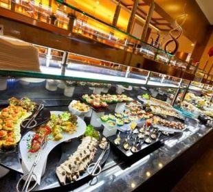 Buffet Sensimar Belek Resort & Spa
