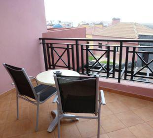 Balkon 2 Hotel Luz Del Mar