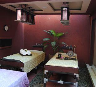 Rainfall-Shower Room im Spa Anantara Bophut Resort & Spa