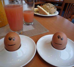 Frühstückseier Casa Familia