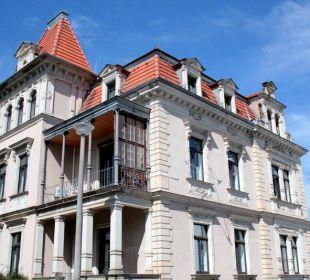 Die einzige alte Villa in Bahnhofsnähe Hotel Kipping