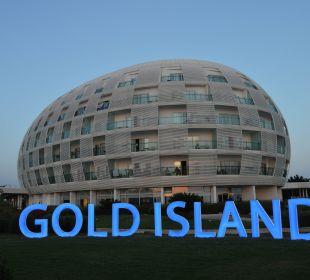Hotel mit Beleuchtung SENTIDO Gold Island