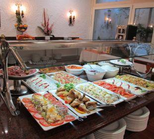 Abendbüffet Hotel Galeon
