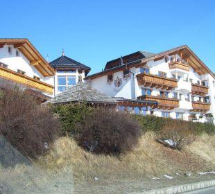 Außenansicht des Hotels Hotel Lärchenhof