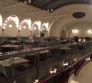 Frühstücksbuffet K+K Hotel Central