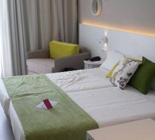 Renoviertes Zimmer JS Hotel Sol de Alcudia