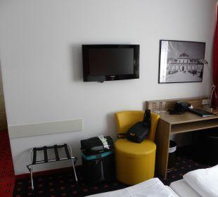 6. Etage, Zimmer 637 Senator Hotel